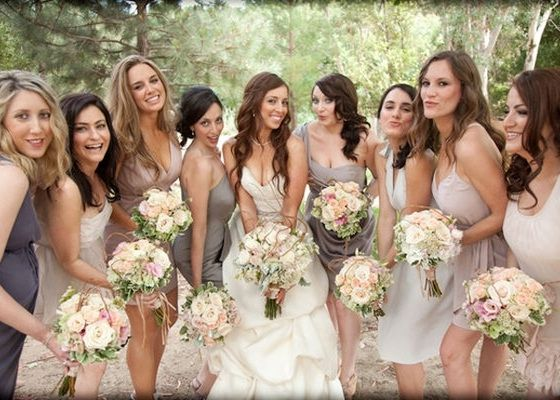 60 Best Bridal Party Looks Images On Pinterest