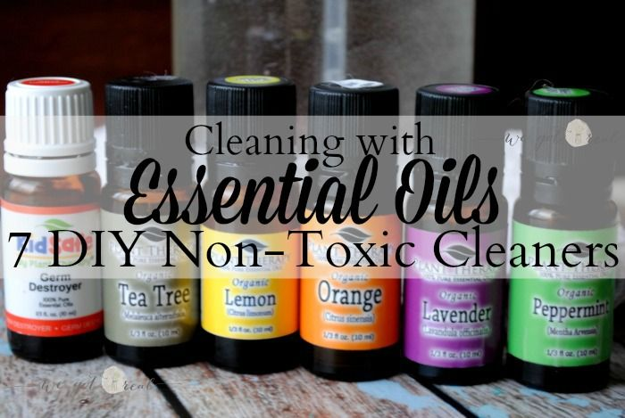 Cleaning with essential oils is a great inexpensive and effective way to boost your homemade cleaners.