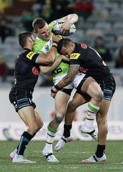2015 NRL Rd 25 - Canberra Raiders v Panthers - Jack Wighton