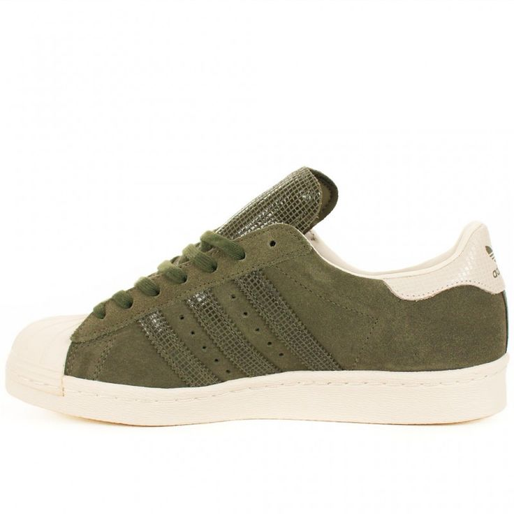 adidas kaki superstar