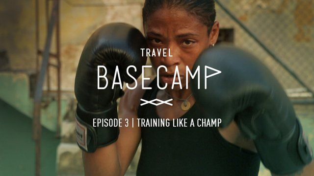 http://www.travelbasecamp.com In this episode, the basecampers visit a local boxing gym to learn from the best fighters in Cuba. The national team coach puts them through a rigorous training regime before throwing them into the ring. Sarah chose this activity because females are not allowed to box in Cuba, but there is one woman fighter at this gym, Namibia, who had never sparred with a woman until this day... Hacking the all-inclusive resort concept by treating the resort like a ...