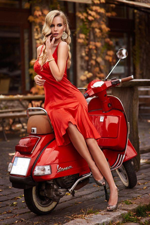 Woman in red sitting on a red y facebook.comhttps:k.com/agnieszka.westfal - book #Agnieszka_Westfal -  http://www.heathermullinsowens.com