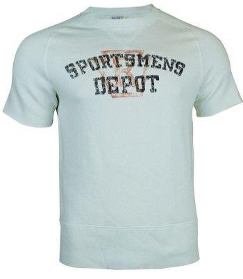Polo Ralph Lauren Mens Rugby Sweatshirt Creme