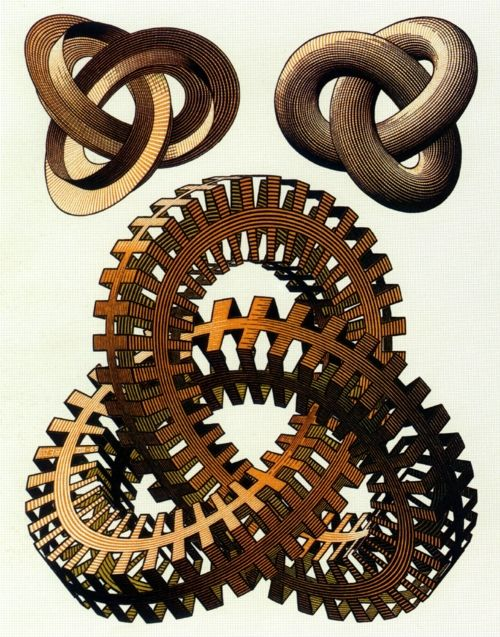 1   Скачать архив с работами голландского графика Маурица Корнелиса Эшера   ARTeveryday.org