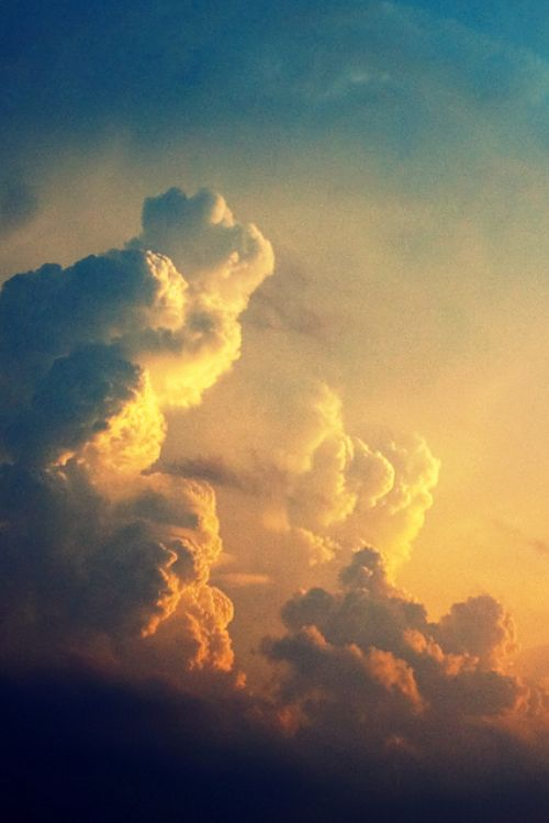 Summersong -  Tumblr: Imaginary Friends, Amazing Cloud, Mind Full, Interesting Photo, Beautiful Nature