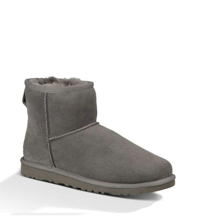 UGG Short Classic 5854 Grey Boots