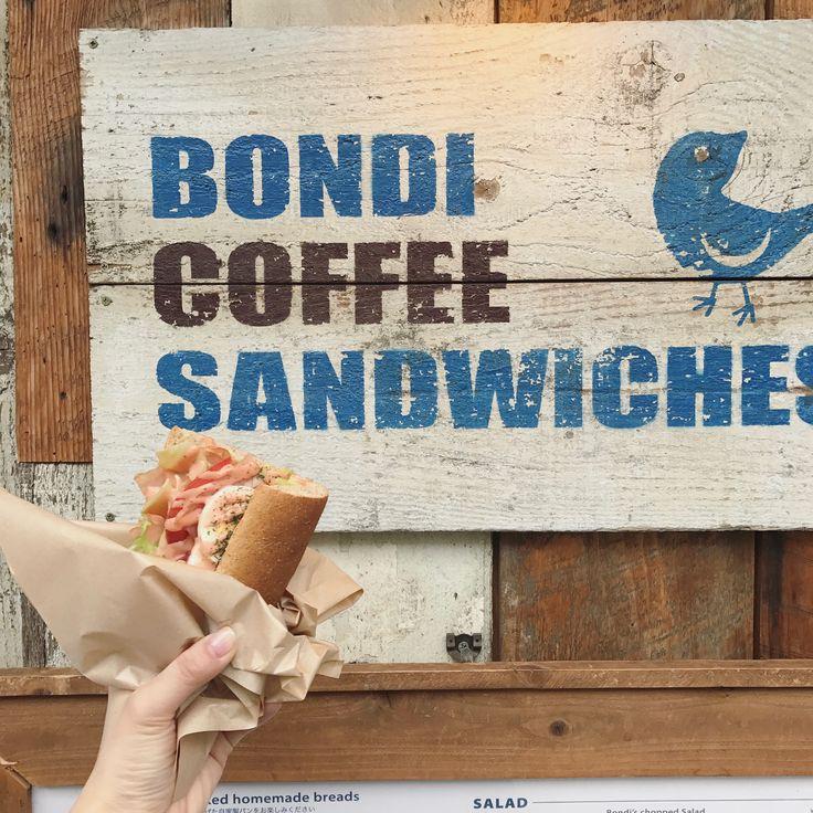 「BONDI COFFEE SANDWICHES (ボンダイコーヒーサンドウィッチーズ)」。おすすめメニューを詳しくご紹介します♡