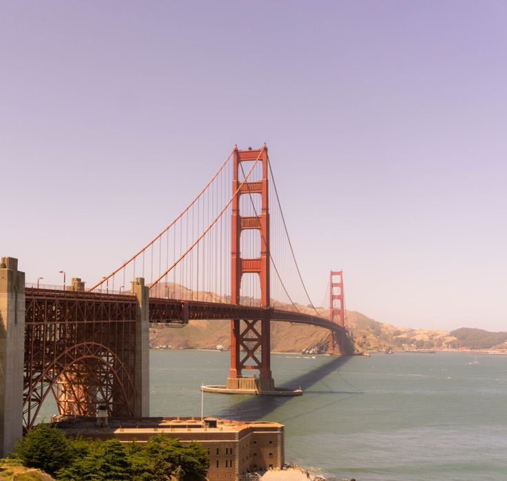 San Francisco. Путешествие по США на машине — Lu Life