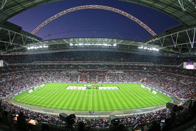 Wembley National Stadium Score Hero For Pc Stadium Wallpaper Wembley Soccer Stadium