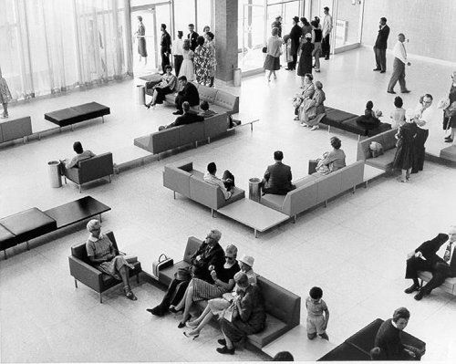 1960s airport lounge - Google Search
