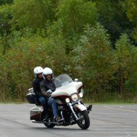 Motorcycle Ride In Southwest Missouri