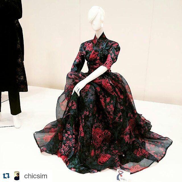 Hanbok : Korean traditional clothes[dress] | #ModernHanbok
