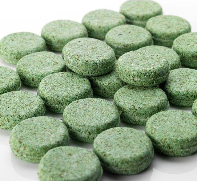 Squeaky Green   Lushnorge - Lush - fersk håndlaget kosmetikk