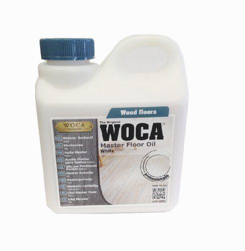 Woca Master Floor Oil 1 Liter (White) Woca Denmark http://www.amazon.com/dp/B00I10ANDA/ref=cm_sw_r_pi_dp_kqSwvb0VEM1GV