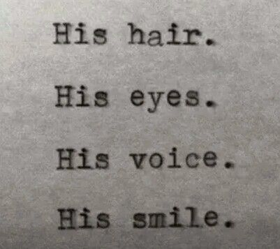 Just him!!!❤