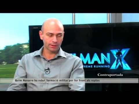 Entrevista a Quim Navarro #steelmanx - Instagram @steelmanxtreme