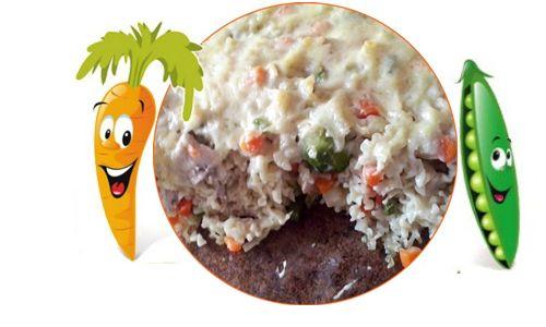 Niezwykle smaczna, bajecznie prosta i oparta na składnikach, których w domu nie brakuje! Zapiekanka makaronowa z warzywami.