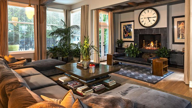 349 best images about apartments on pinterest bedroom. Black Bedroom Furniture Sets. Home Design Ideas