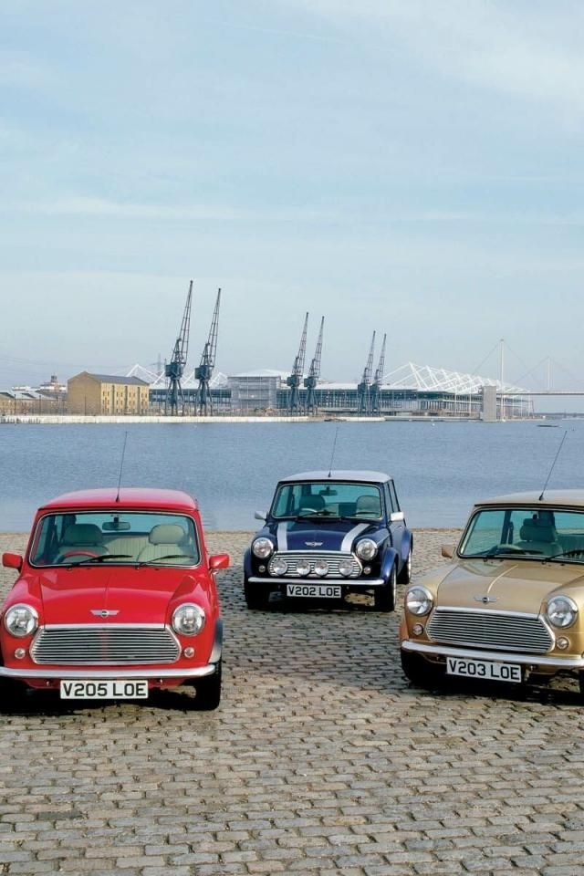658 best images about Mini Cooper Classic on Pinterest  Mk1 Cars