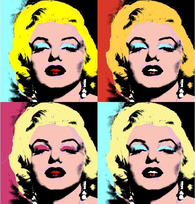 """Al aparecer las fotografías repetidas en verdaderos mosaico gráficos, aunque se traten de escenas de horror, masacre o muerte, pierden ese carácter obsceno a través de hábiles yuxtaposiciones en serigrafía. En palabras de Warhol: """"cuando vemos varias veces una fotografía macabra, termina por no hacernos ningún efecto"""", esto logra un estado de indiferencia, propia de la sociedad de consumo. - See more"""