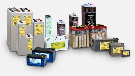 Batterie solaire Plomb ouvert, AGM et GEL pour systèmes photovoltaïques 12V, 24V ou 48V
