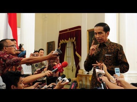 Jokowi Ngamuk: Berani Amien Rais Sebut KPK Busuk Berarti Sama Saja Amien...