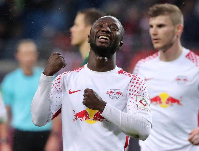 Fußball Bundesliga, 13. Spieltag: Nach dem überzeugenden Auswärtssieg in der UEFA Champions League bei AS Monaco bezwang RB Leipzig auch den SV Werder Bremen verdient mit 2:0 Toren.