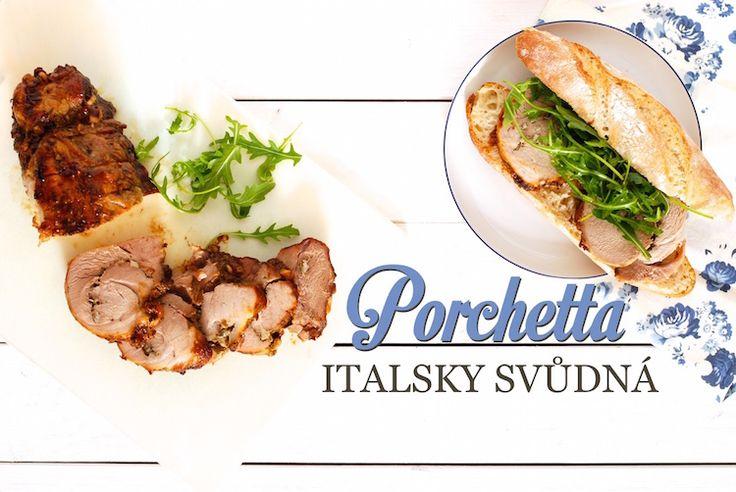 porchetta recept