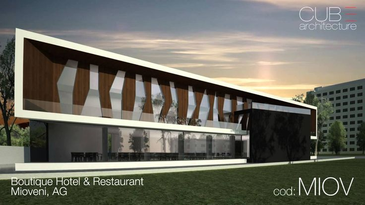 Proiecte Comerciale | Boutique Hotel & Restaurant Mioveni, AG | cod MIOV   http://www.cubarhitect.ro/miov-proiect-hotel-si-restaurant-arges