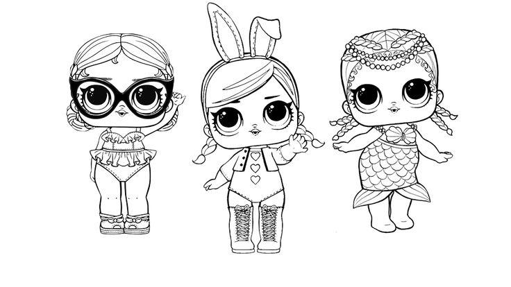 hi! it`s lol surprise dolls coloring book compilation! i