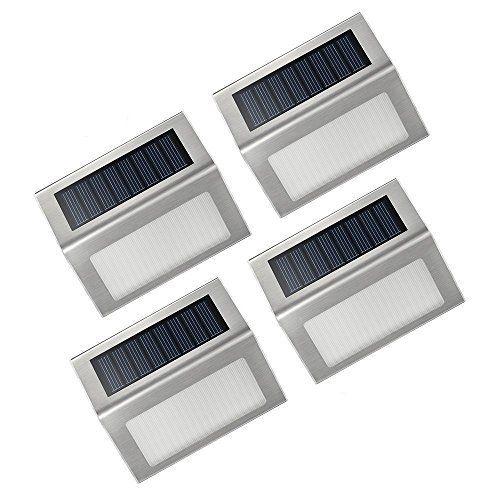 Las 25 mejores ideas sobre l mpara de pared al aire libre - Iluminacion solar exterior ...