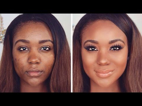 Flawless Foundation ALL DAY Tutorial ! Perfect Summer Skin Long Lasting Makeup + Acne Scar Coverage - YouTube