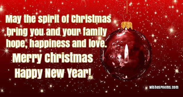 Merry Christmas Quotes Christmas Wishes Messages Christmas Card Messages Christmas Wishes Pictures