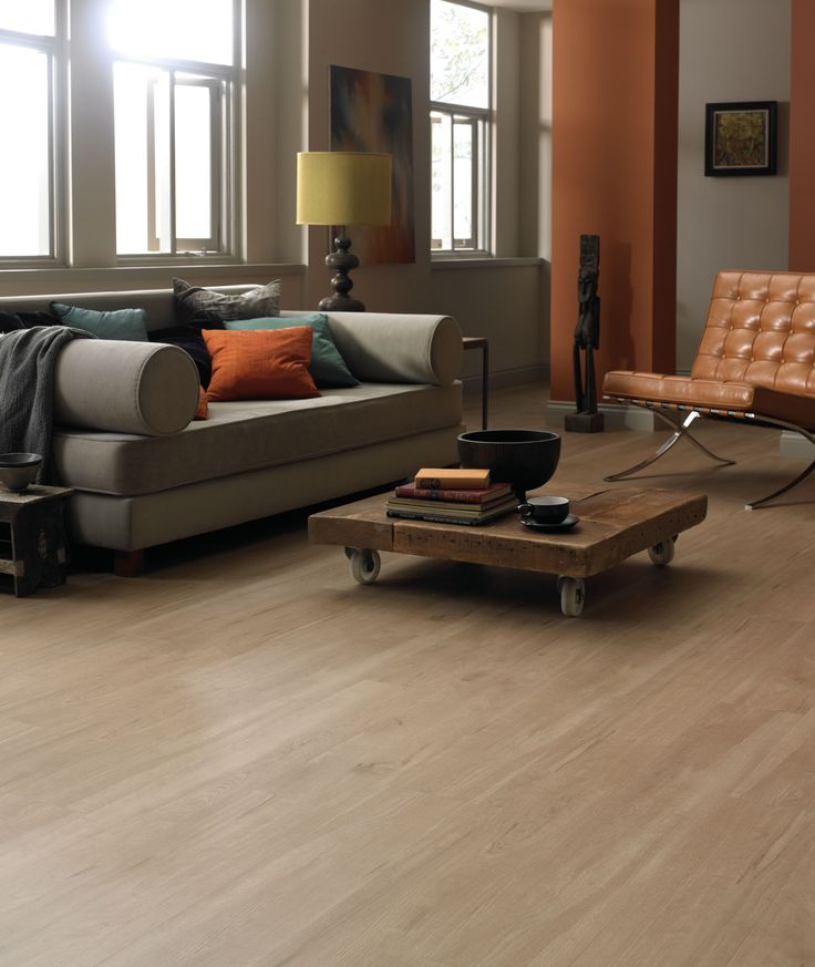Karndean wood flooring - Birch by @KarndeanFloors available from Rodgers of York #flooring #interiors