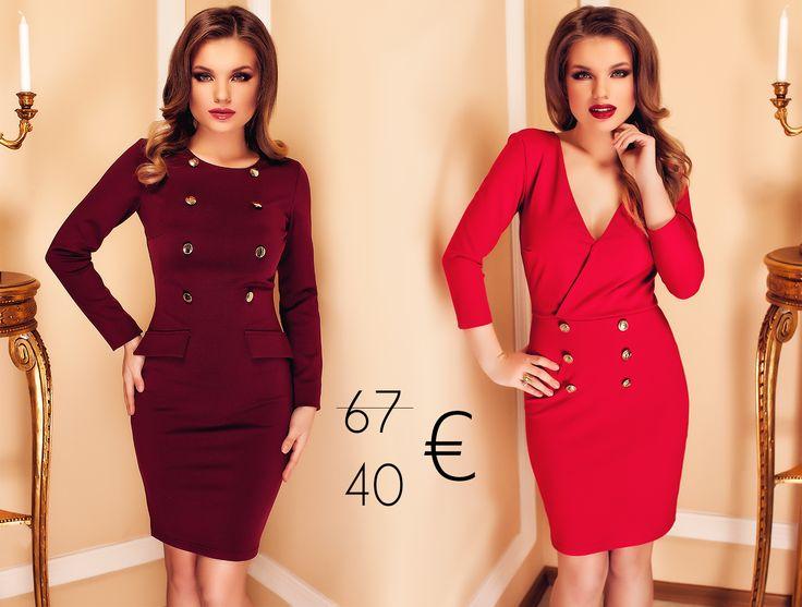 Short office dresses on sale: https://missgrey.org/en/exclusiv-online/65?utm_campaign=aprilie&utm_medium=sophie_anelisse_reducere&utm_source=pinterest_produs