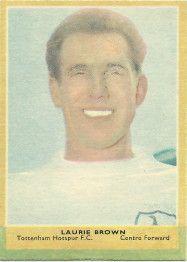 113. Laurie Brown  Tottenham Hotspur