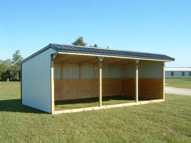 Portable Shelters Plans : Best horse shelter ideas on pinterest lean too
