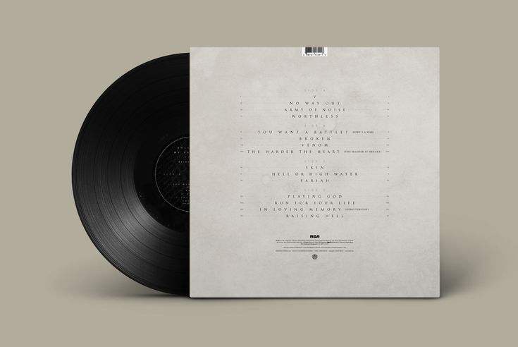 "PURCHASE    12"" vinyl album packaging / CD packaging + 10-page roll-fold / Various   single art. Creative Director: Ryan Richards."