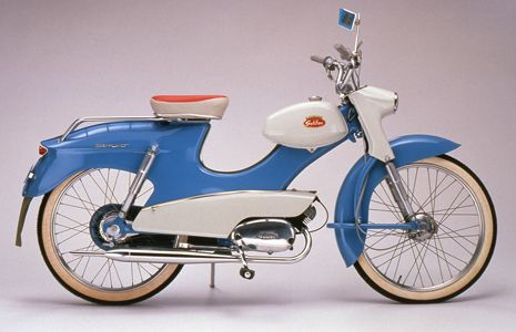 Solifer Moped- sweet!