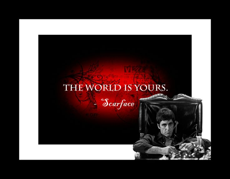 Scarface About Quotes Loyalty