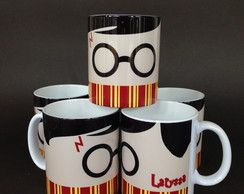 Caneca Personalizada Harry Potter