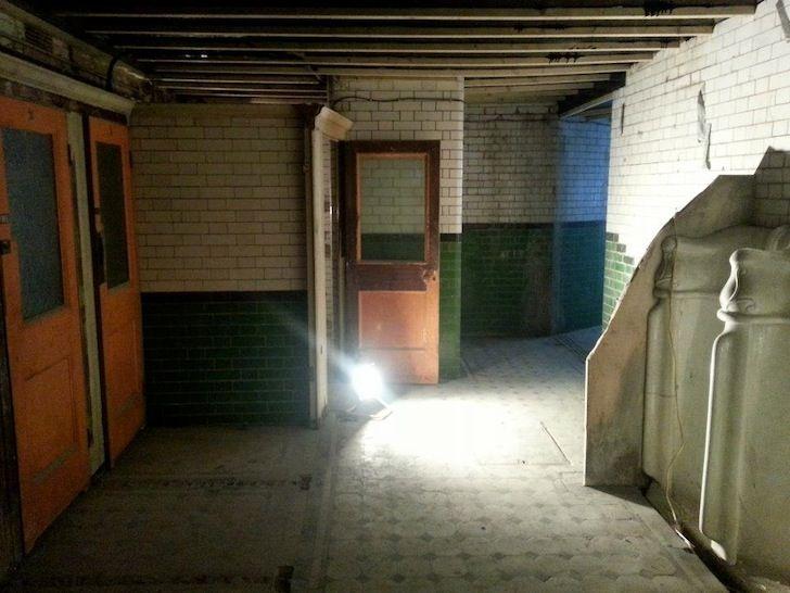 victorian public toilet - Google Search