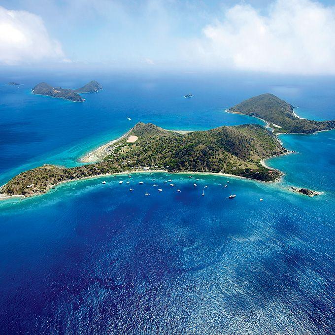 Cooper Island Beach Resort, British Virgin Islands