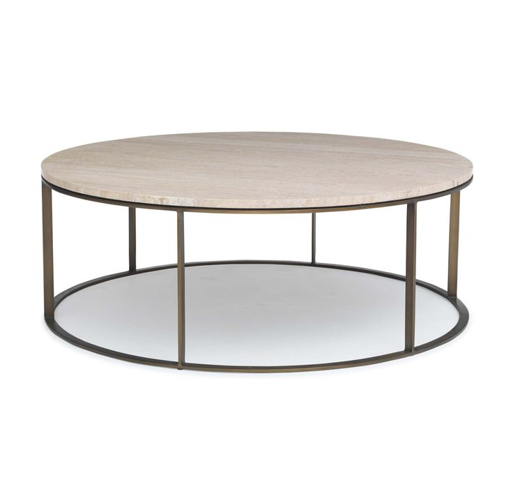 Allure Round Cocktail Table Br Available Online And In Stores Mitchell Goldround Coffee