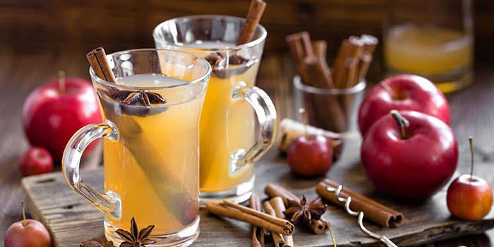 Who doesn't like a good cocktail during the holidays? Here are 8 fun drink ideas that are lower in fat, calories, and sugar than their original versions.