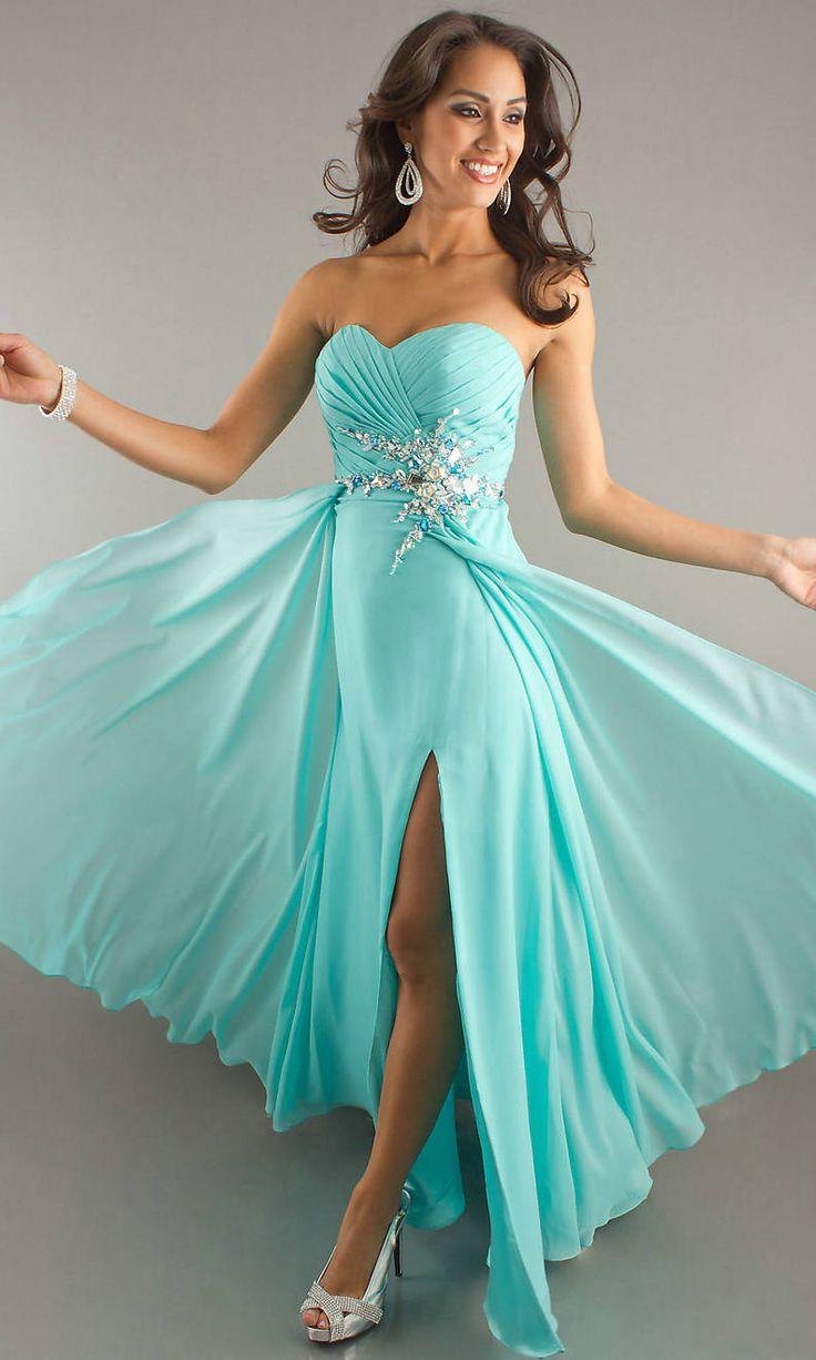 Best 20  Aqua prom dress ideas on Pinterest