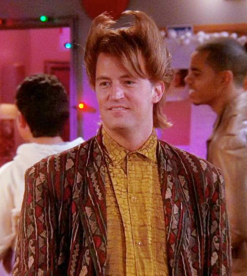 Chandler in college...HAHAHA!!!