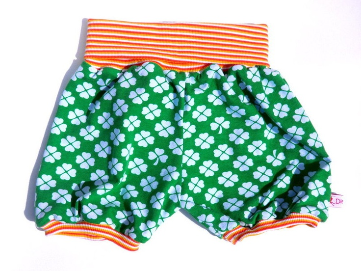Baby Bloomer Pants