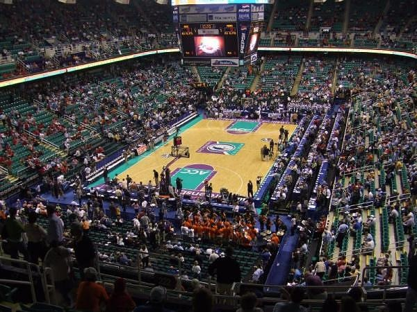 Greensboro Coliseum Greensboro NC & 793 best Courts and Fieldhouses images on Pinterest | Basketball ...