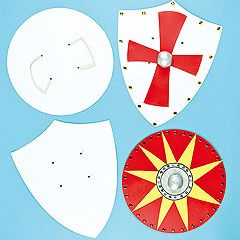 make your own shield (Shield of Faith)